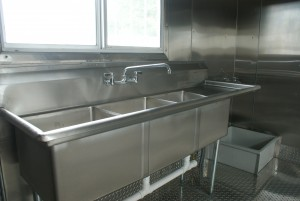 Custom Container Kitchen