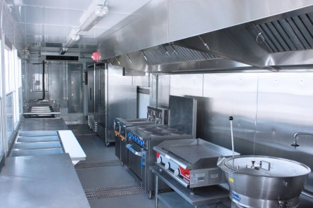 Modular Container Kitchens